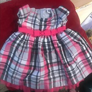 🌸 3 for $10 🌷 Carter's 6mth pink plaid dress